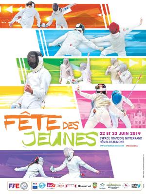 Affiche Fête des Jeunes 2019